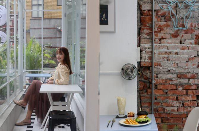 古亭早午餐|你和我和牛,在白色玻璃屋內大啖和牛漢堡|含菜單|師大早午餐推薦|古亭美食