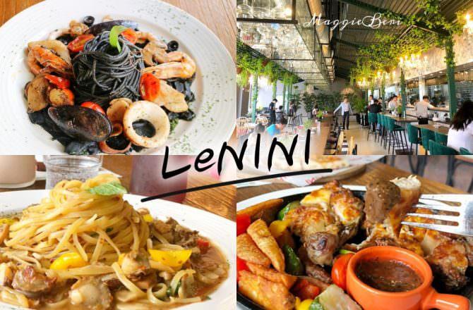 內湖|Le NINI 樂尼尼義式餐廳,叢林風秘境 IG打卡吃美食
