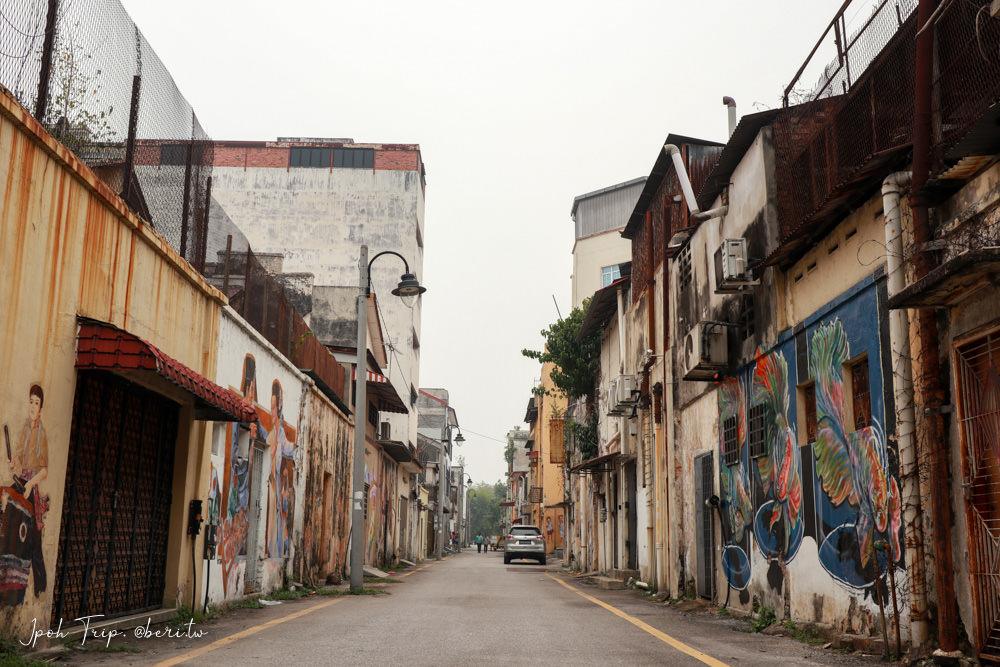 怡保壁畫街