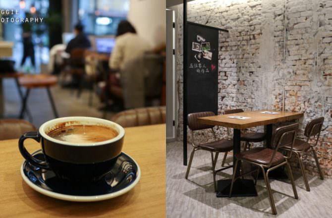 大安站不限時咖啡廳》杯盃PuiBui 有咖啡有調酒的落腳處|大安站的文青咖啡館|適合工作放鬆