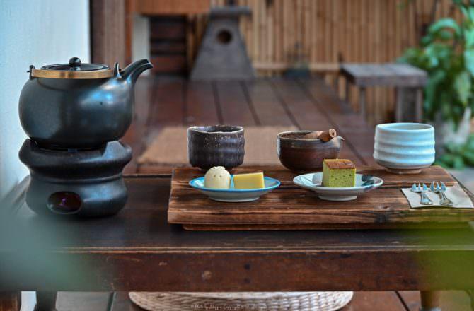 台北內湖|珍珠菓子喫茶屋,喝一杯京都的生活儀式感,品嚐治癒系和菓子/內湖美食